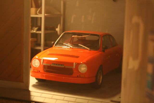 Skoda 130 RS 1:18 3axq-5nw-5f1d