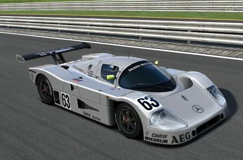 looking for a sauber c9 tune thanks gtplanet. Black Bedroom Furniture Sets. Home Design Ideas