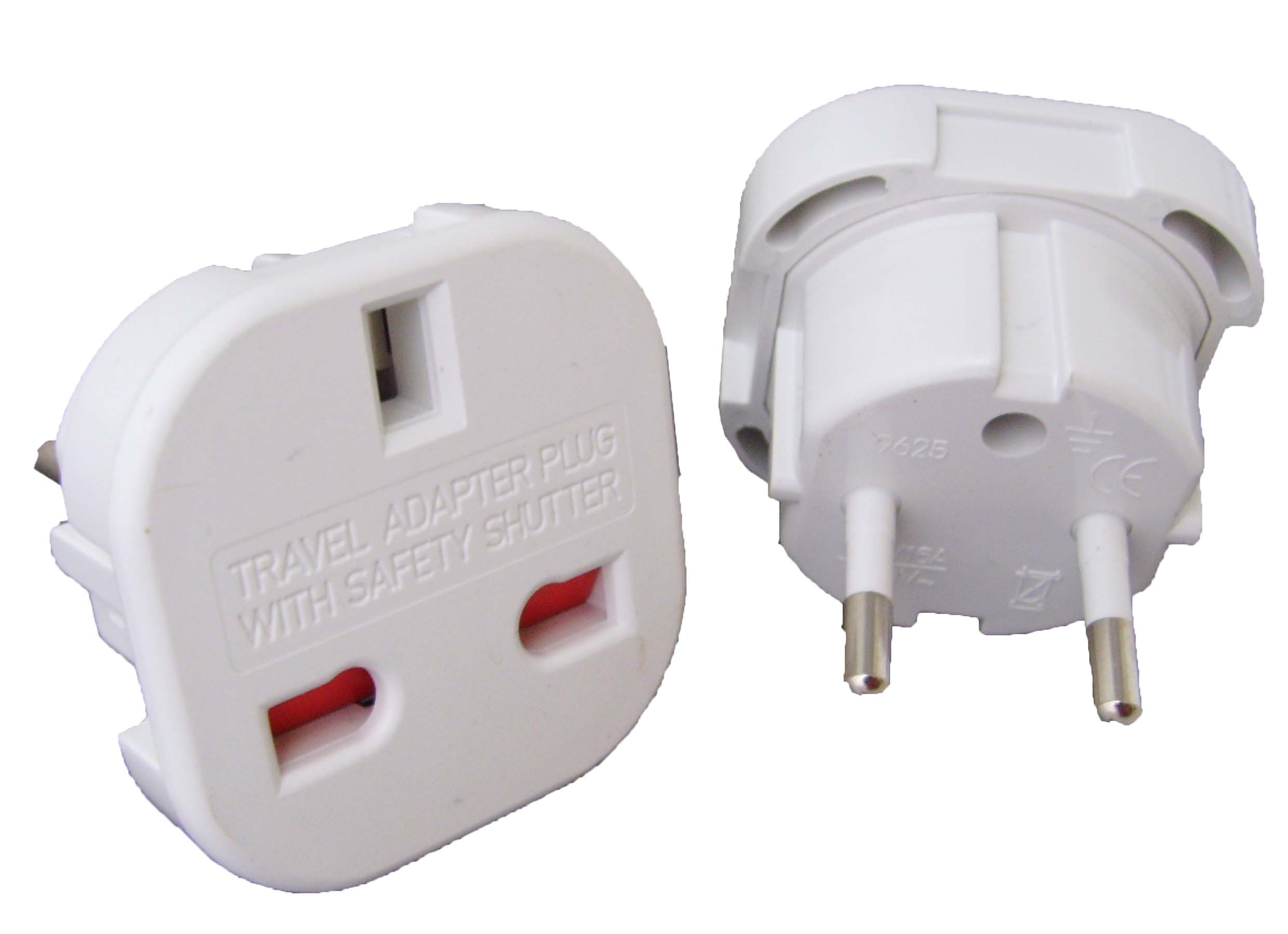 reisestecker adapter uk england steckdosenadapter f r deutschland ebay. Black Bedroom Furniture Sets. Home Design Ideas