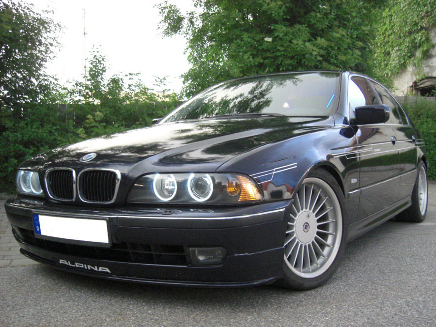 e39 528i limousine alpina umbau 5er bmw e39. Black Bedroom Furniture Sets. Home Design Ideas
