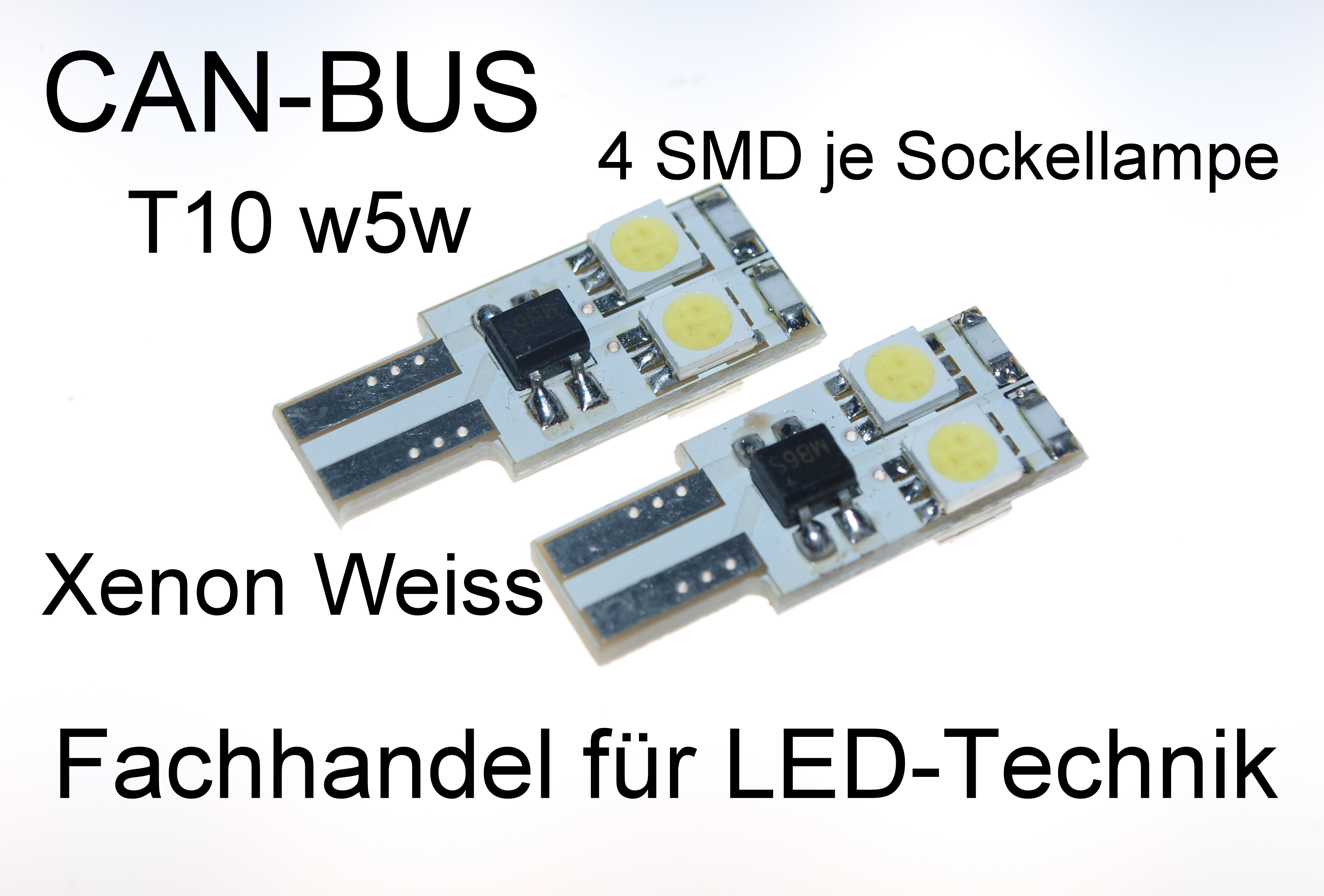 led standlicht f r mercedes slk r171 kompressor canbus ebay. Black Bedroom Furniture Sets. Home Design Ideas