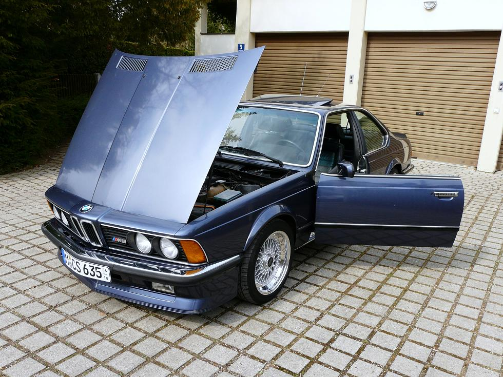 e24 m635csi fotostories weiterer bmw modelle youngtimer tuning fotos bilder stories. Black Bedroom Furniture Sets. Home Design Ideas