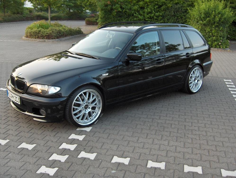 Image Of Bmw 318i E46 Touring Tuning Bmw E46 Touring Tuning By Hutti