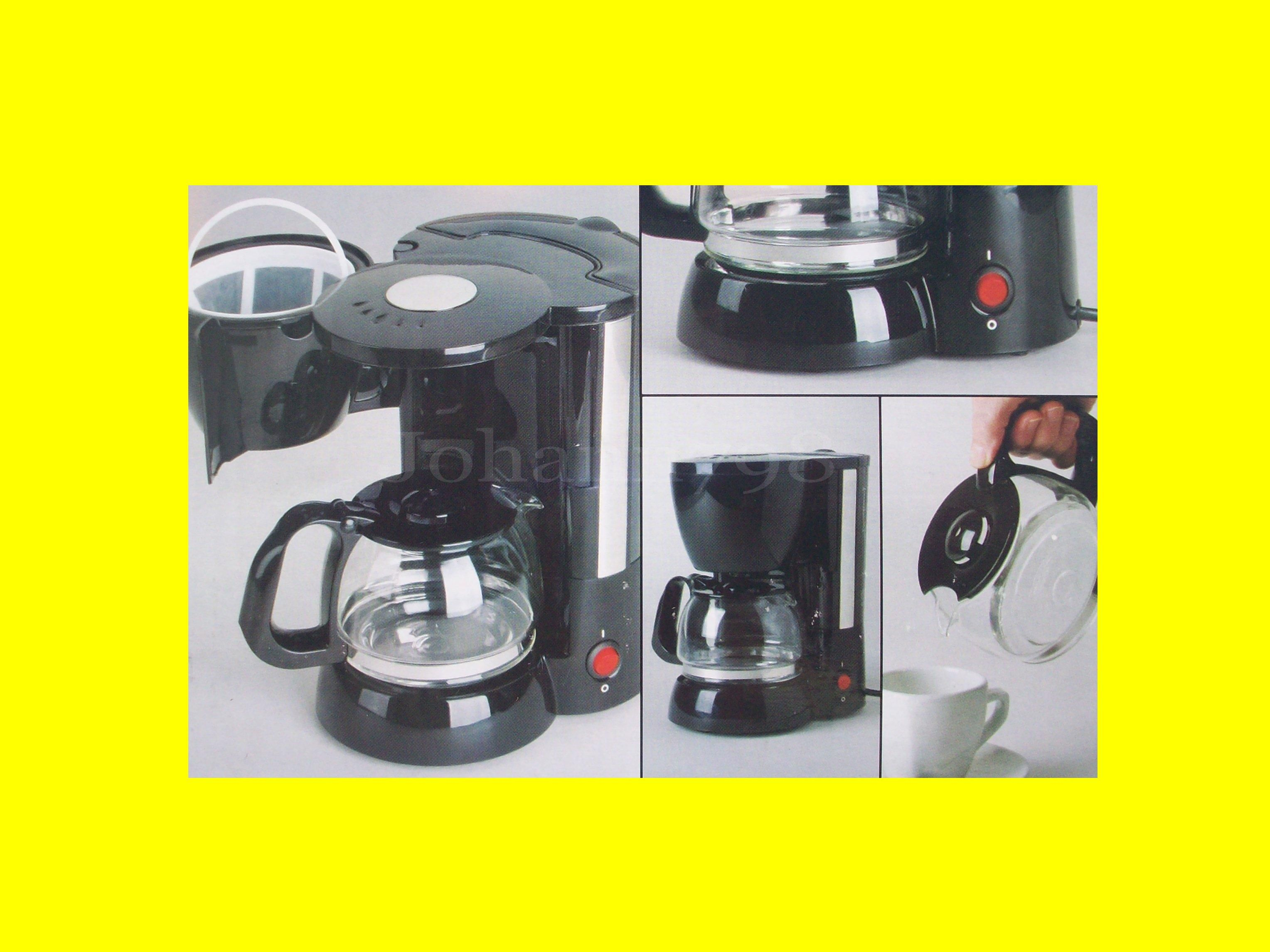 kaffeemaschine auto neu kaffee maschine wasserkocher kocher 12 v 170 w ebay. Black Bedroom Furniture Sets. Home Design Ideas