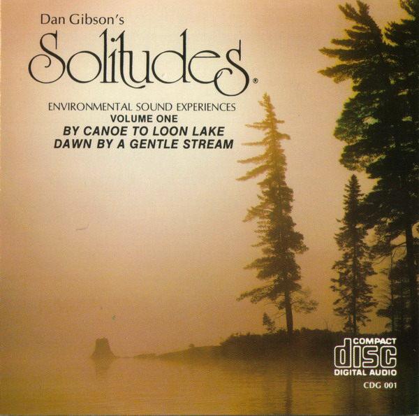 Dan Gibson Solitudes Environmental Sound Experiences Volume Seven Night In A Southern Swamp Dont Fee
