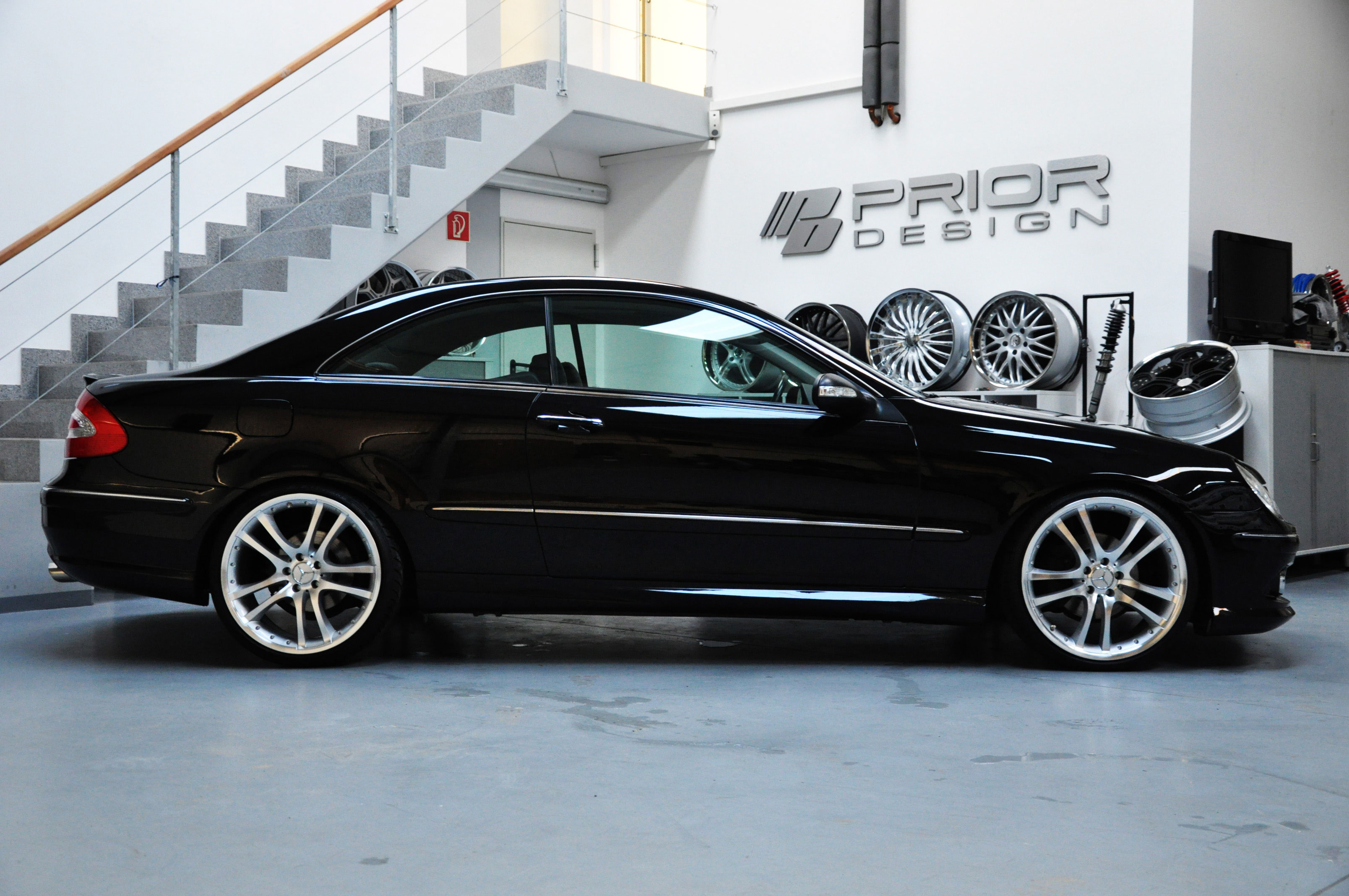 my clk w209 pd63 amg style by prior design ger hires. Black Bedroom Furniture Sets. Home Design Ideas