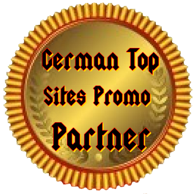 German Top Sites Promo Partnermedaille