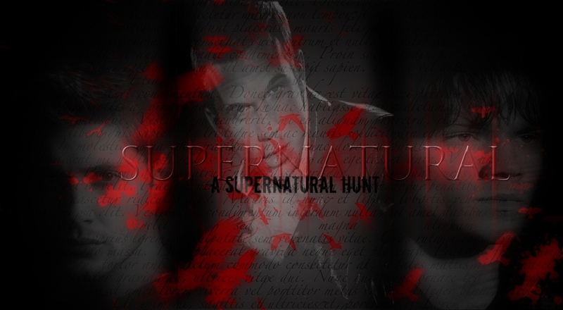 A Supernatural Hunt