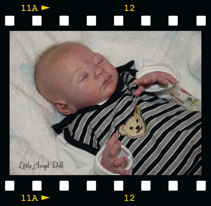my work Reborn Baby Doll, Part 1 2013