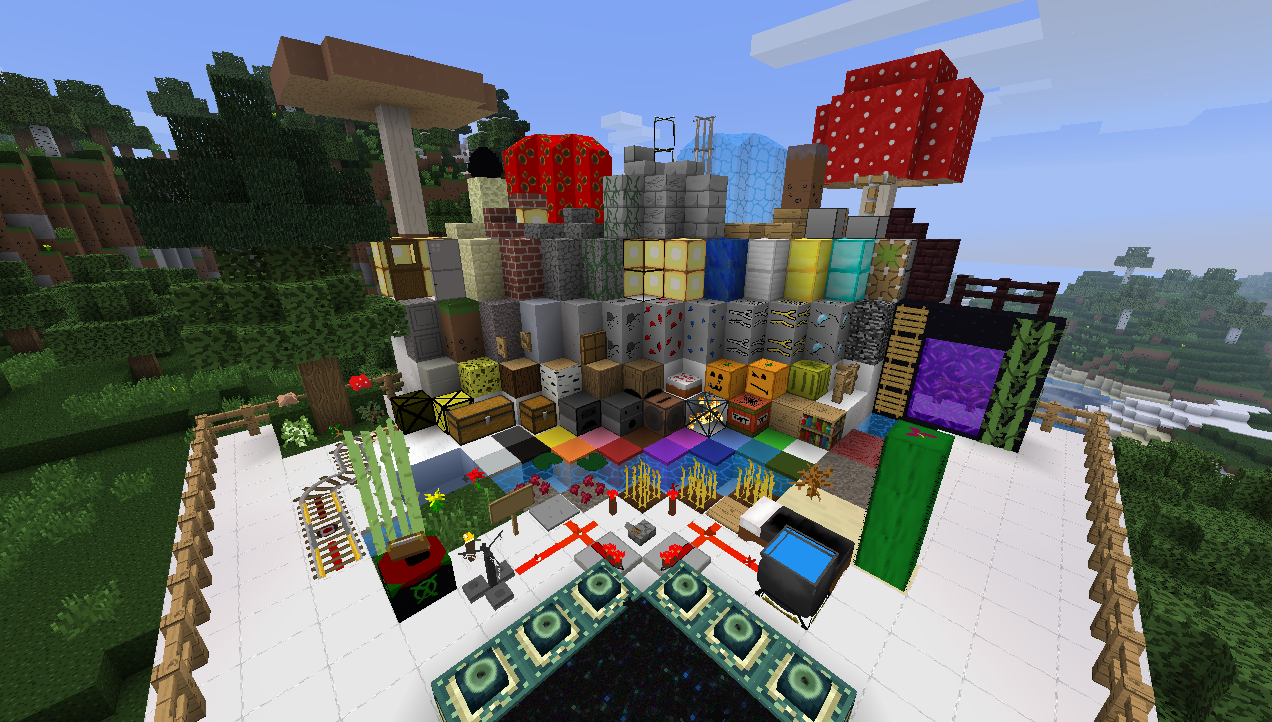 Free Texture Packs For Minecraft 1.2.5