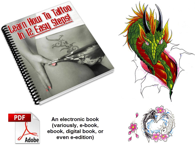 learn how to tattoo in 12 easy steps e book pdf free
