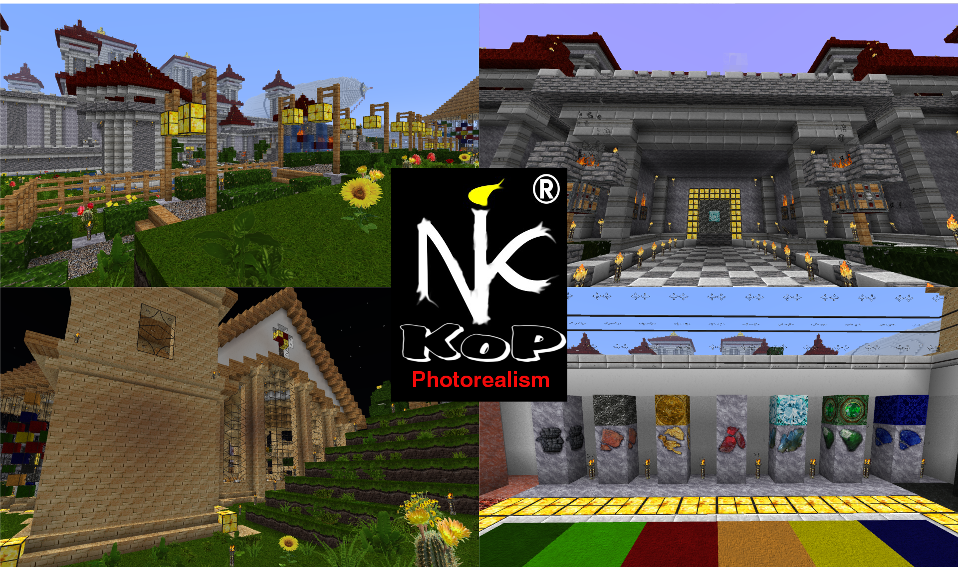 1.11 KoP Photo ealism - esource Packs - Mapping and Modding ... - ^
