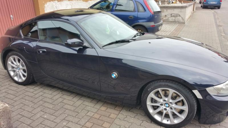 bmw z4 3 0si coupe m packet xenon indiv leder bmw. Black Bedroom Furniture Sets. Home Design Ideas