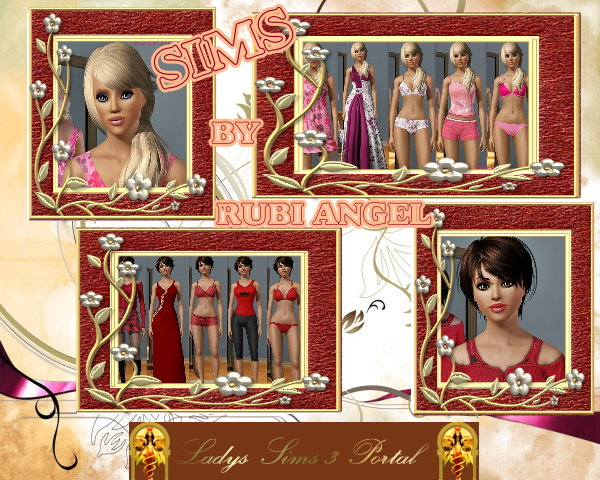 Finds Sims 3 F332-xf