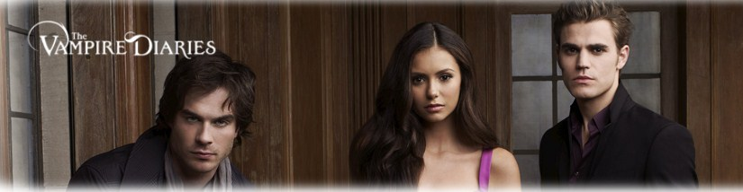 The Vampire Diaries - Love can be deadly