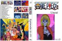 One Piece selfmade Covers L40a-26-a237