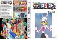 One Piece selfmade Covers L40a-2m-2863